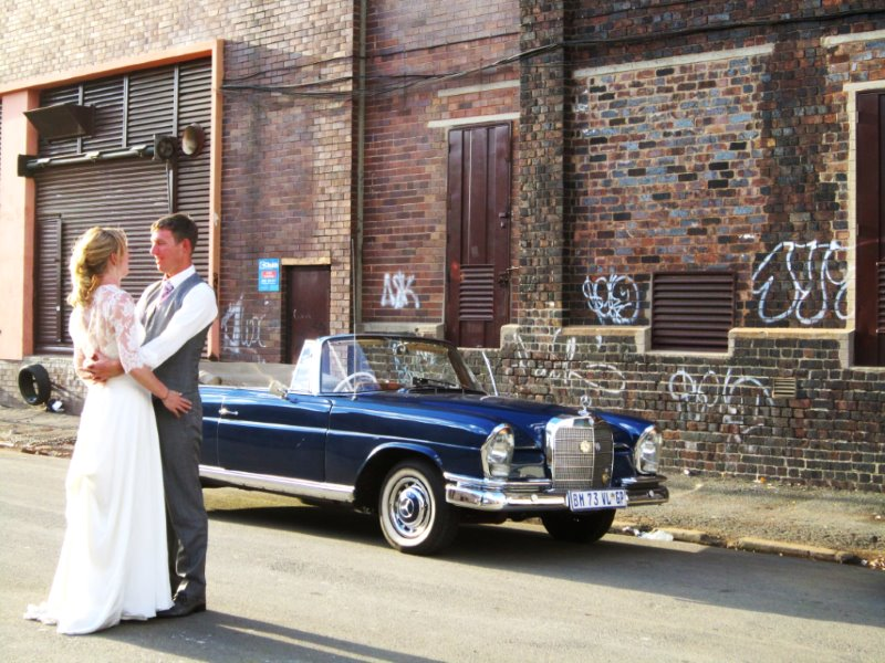 Classic Wedding Car for Hire South Africa