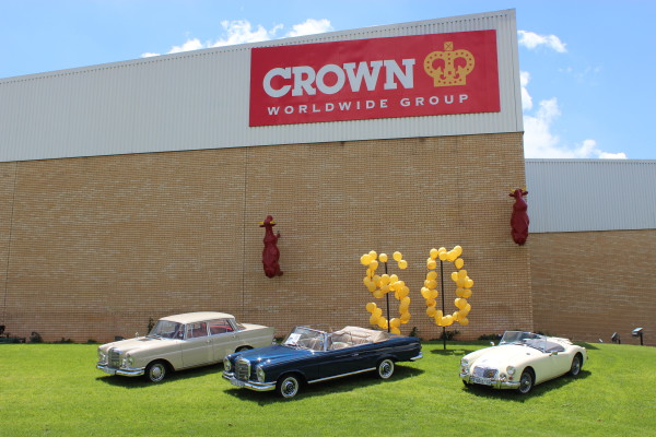 50th Anniversary of Crown Relocation Worldwide