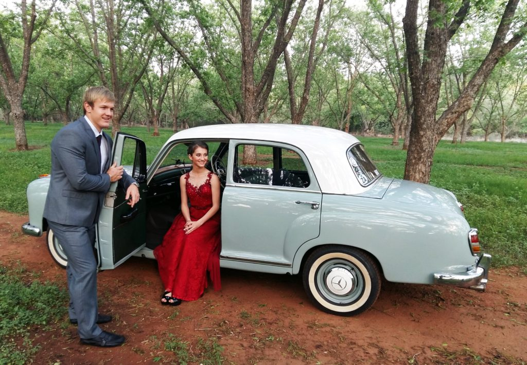 Matric Dance Car Hire - Classic Cars for Matric Dances