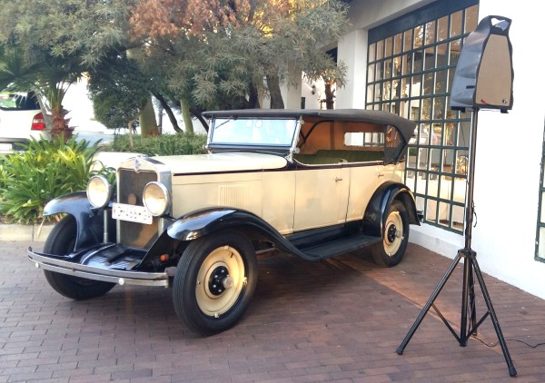 Hire Classic Cars 1929 Chevrolet Hire Classic Car Image