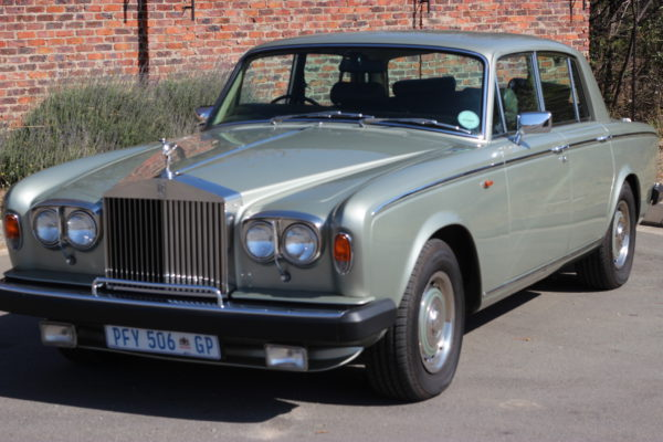 1981 Rolls Royce Silver Shadow