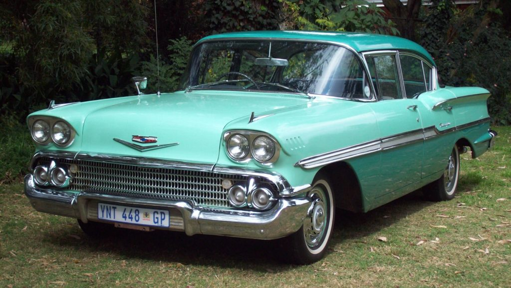 1958 Chevy hire classic cars image gallery