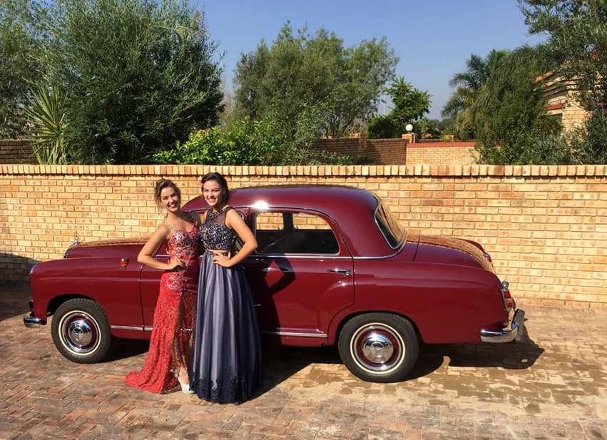 matric dance transfer