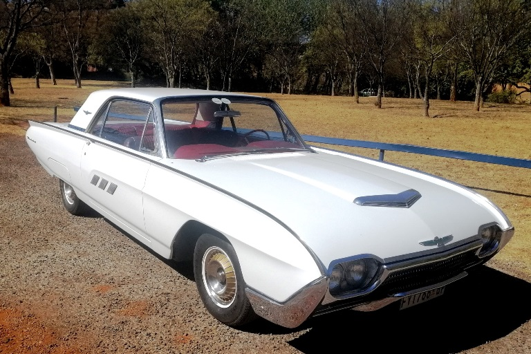 1963 Ford Thunderbird 390 Hire-Classic-Cars