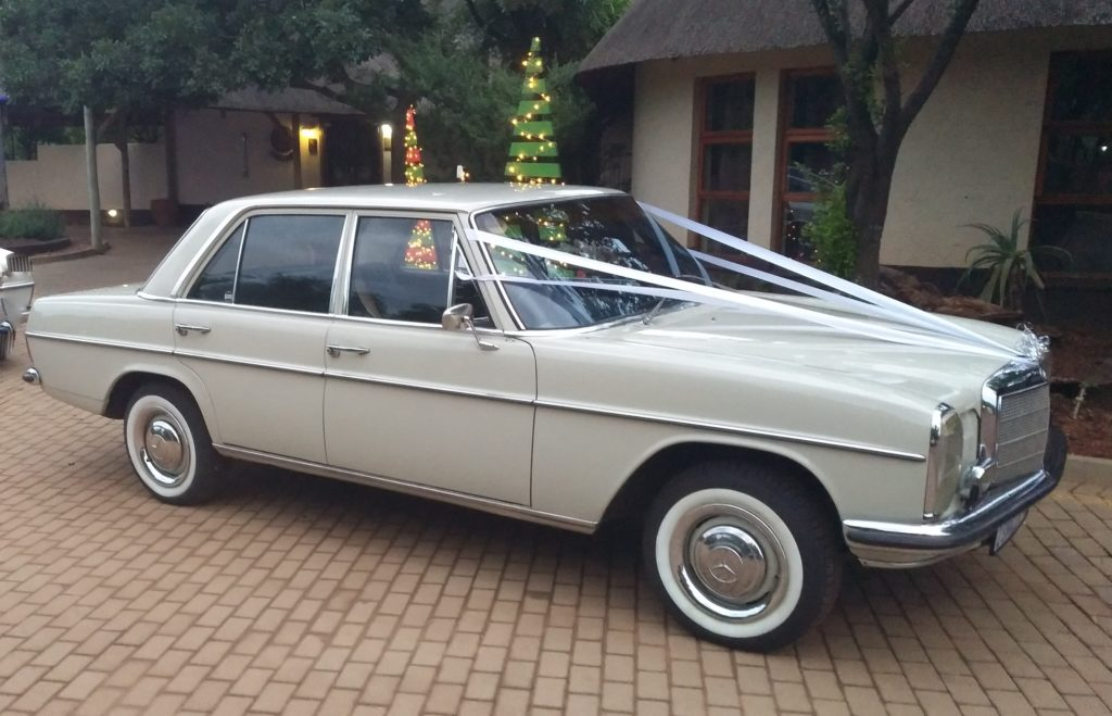 1968 Mercedes-Benz 220 Snazy